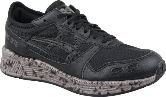 Asics HyperGel-Lyte 1191A018-001, Mannen, Zwart, Sneakers maat: 45 EU