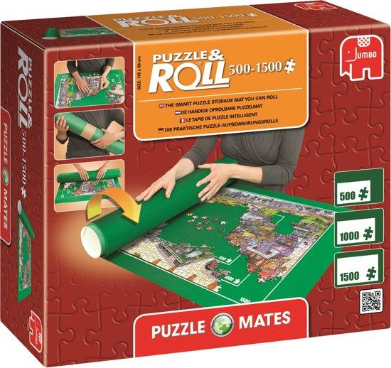 Afbeelding van Puzzle Mates - Puzzle & Roll 500-1500 speelgoed