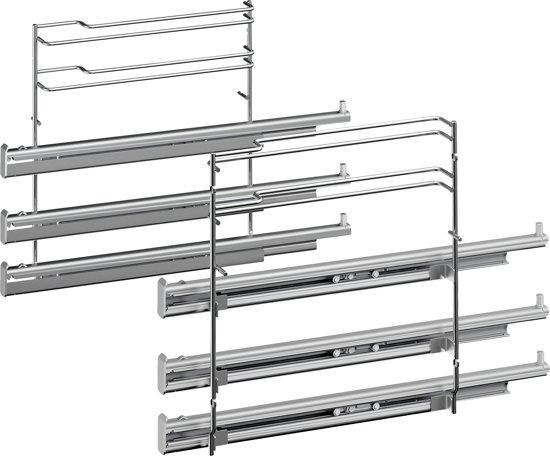 Siemens HZ638300 - Telescopische rails - Voor iQ700 bakovens