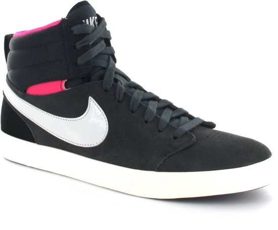 9c8bd87e94f Nike Women's Hally Hoop - Sportschoenen - Dames - Maat 37.5 - Grijs;Roze;
