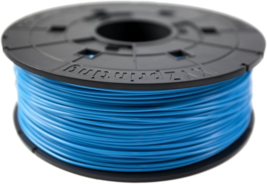 600gr Clear Blue PLA Filament Cartridge