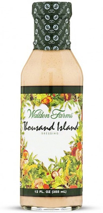 Walden Farms Salade Dressing - 1 fles - Caesar