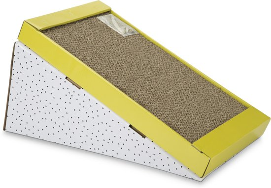Beeztees Rampino - Krabhelling - Karton - 47x26x25 cm
