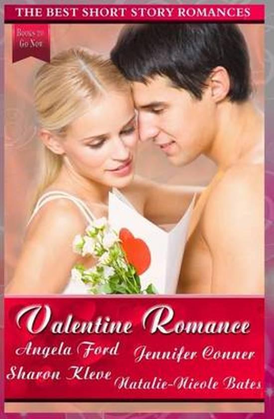 Boek Cover Valentine Romance Van Angela Ford (Paperback)