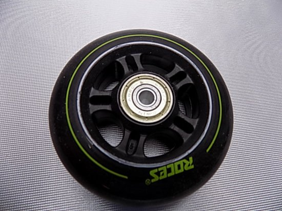 Roces inlineskatewielen 84 MM A82 4pack met ABEC7 lagers
