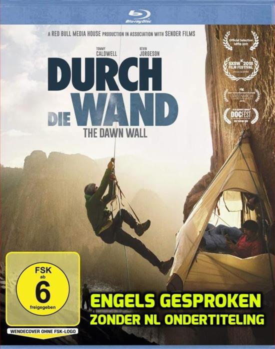 The Dawn Wall [Blu-ray]