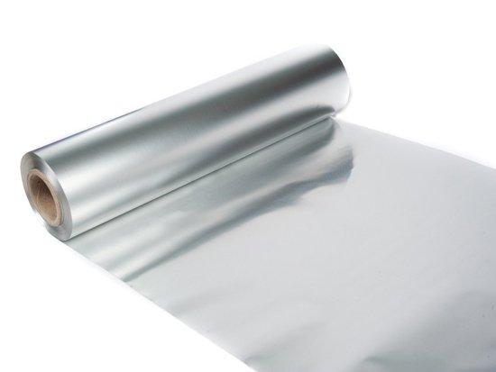 Aluminium folie 30cm x 120M - 14um