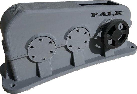 Matteforge PRO PLA sterk als ABS - 1 kg (1.75 mm) - GRIJS