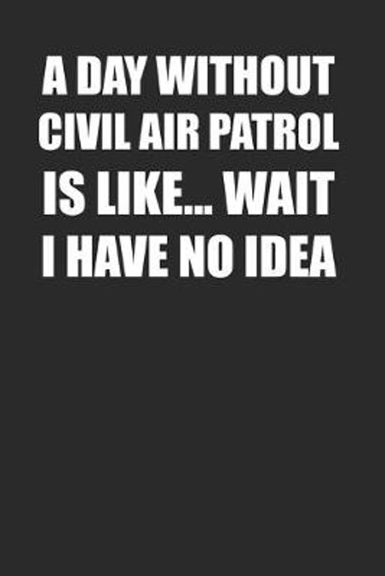 Civil Air Patrol Journal for CAP Cadets 120 Pages Lined