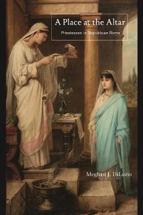 Boek cover A Place at the Altar van Meghan J. Diluzio (Paperback)