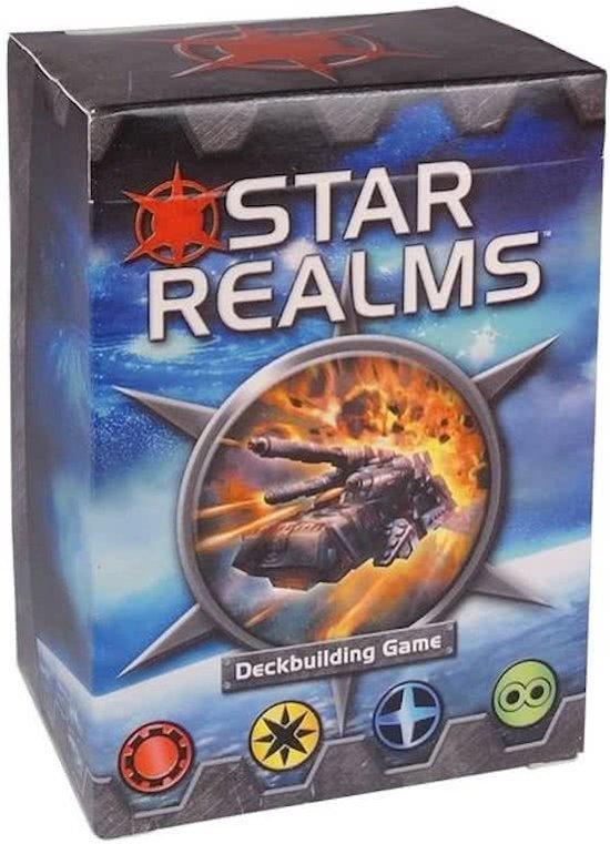 Afbeelding van het spel Star Realms Base Set - Kaartspel