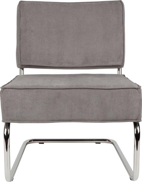 Zuiver Lounge Chair Ridge Rib Fauteuil