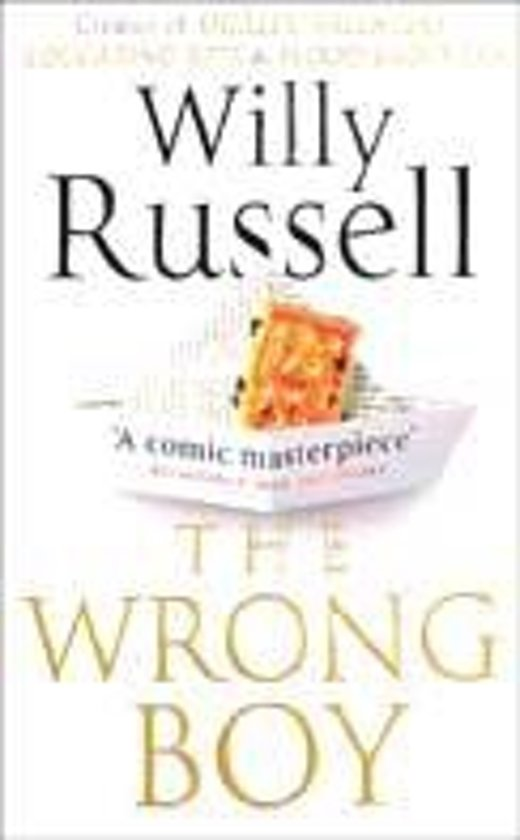 the wrong boy willy russell ebook