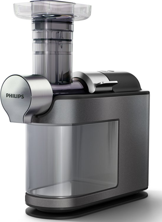 Philips Avance HR1947/30 - Slowjuicer - Metallic grijs