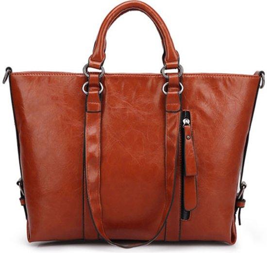 City Bag The Shopper Tas Dames 5Rj4Aq3L