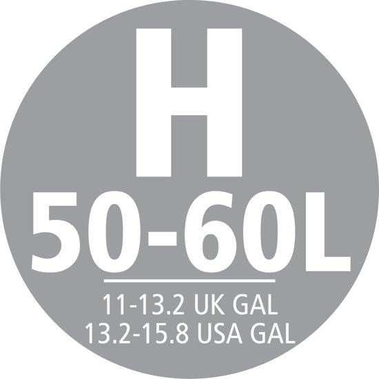 Brabantia Afvalzak Code H - 50-60 Liter (10 stuks)