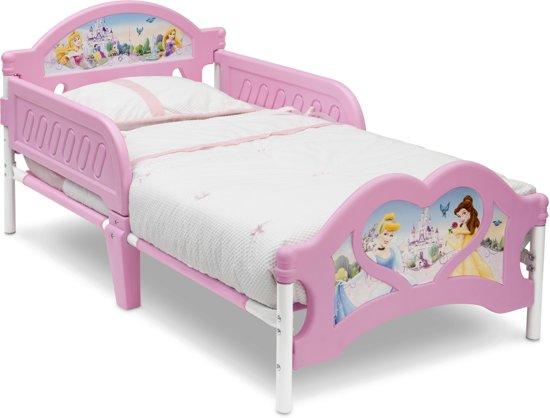 Juniorbed Tot Welke Leeftijd.Bol Com Disney Princess Peuterbed 146 X 73 X 66 Cm Roze