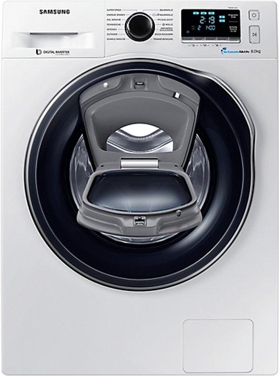 Samsung WW80K6404QW/EN - Wasmachine