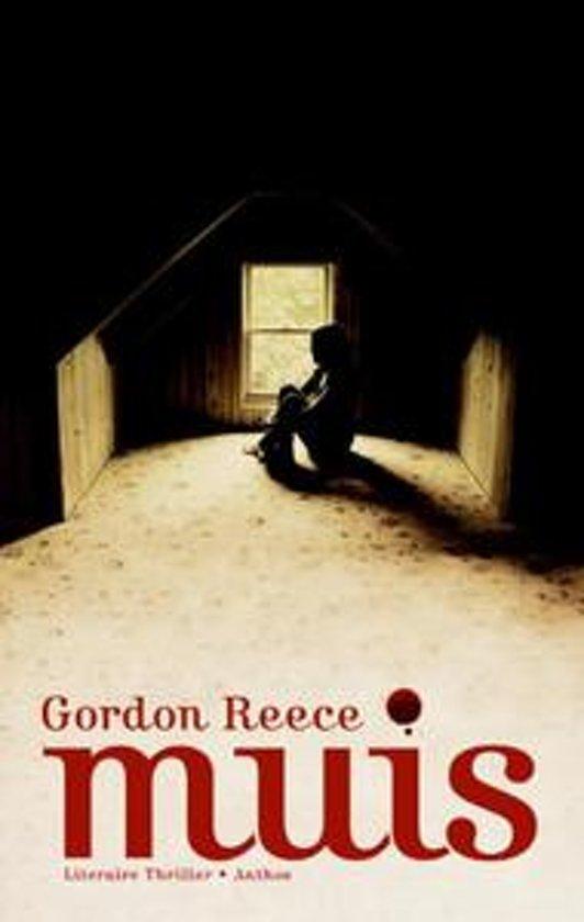 Cover van het boek 'Muis'