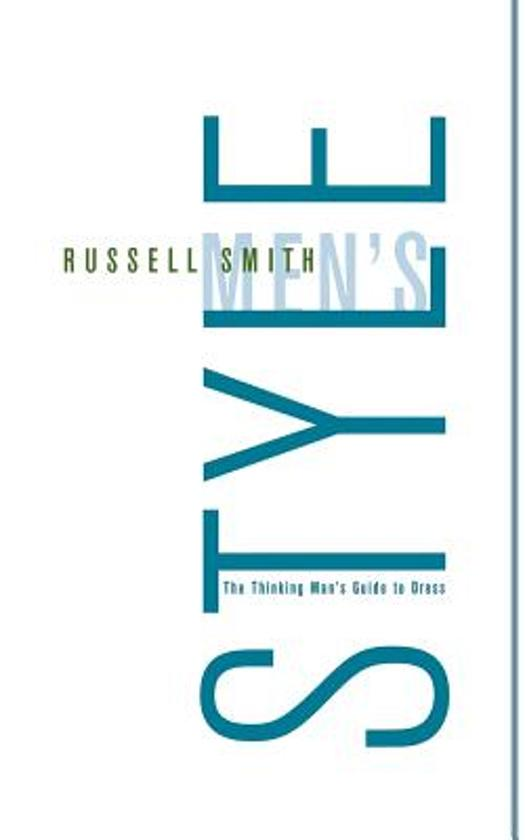 Boek cover Mens Style van Russell Smith (Paperback)