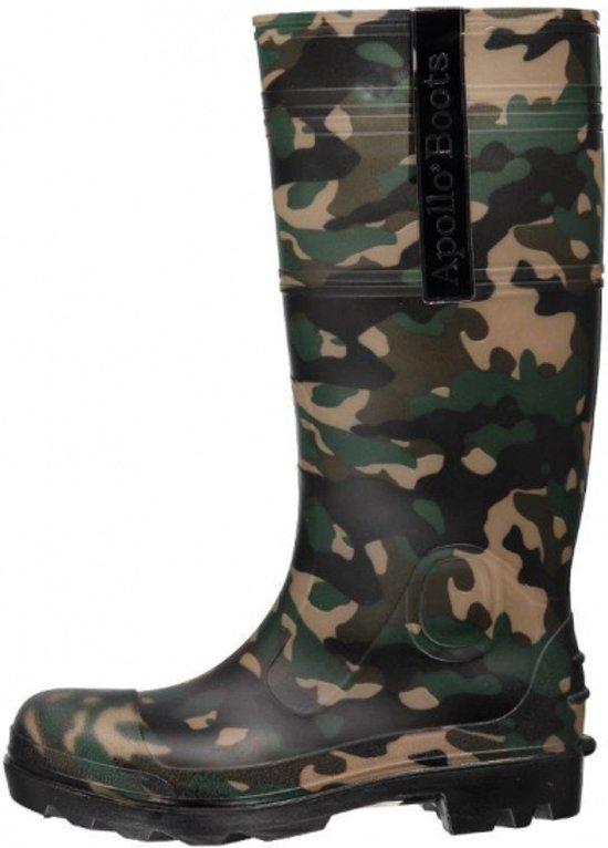 Camouflage Heren Camouflage Regenlaarzen 43 43 Heren Regenlaarzen Heren Camouflage qYOpqr