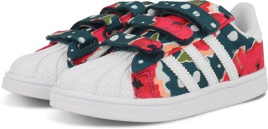 | ADIDAS SUPERSTAR CF I S80152 Sneakers Kinderen