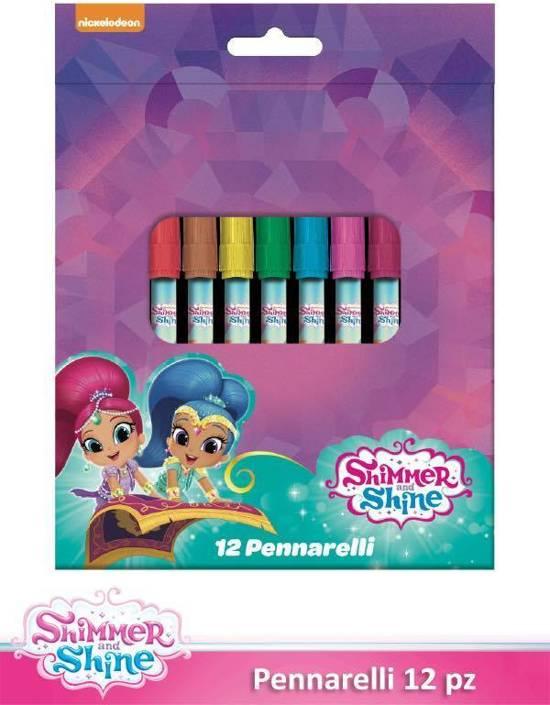 Kleurplaten Van Shimmer En Shine.Shimmer And Shine Stiften