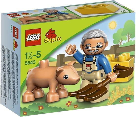 LEGO DUPLO Biggetje - 5643