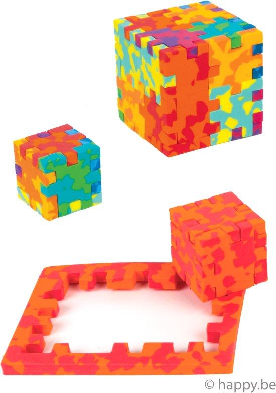 Afbeelding van het spel HAPPY Profi Cube 6-pack cube brain teasers
