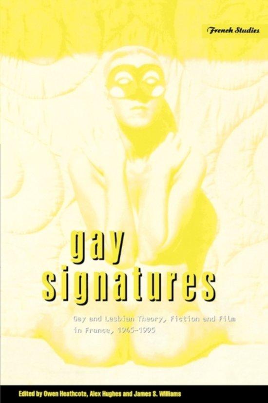 Gay Signatures