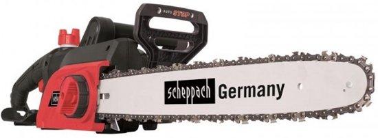 Scheppach CSE2400 Elektrische kettingzaag 2400 Watt ( 3.27 PK )