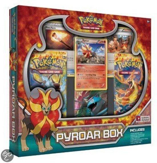 Afbeelding van het spel Pokémon TCG Pyroar Box