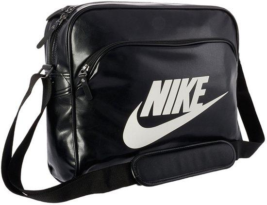 Nike Schoudertas : Bol nike heritage si track schoudertas zwart