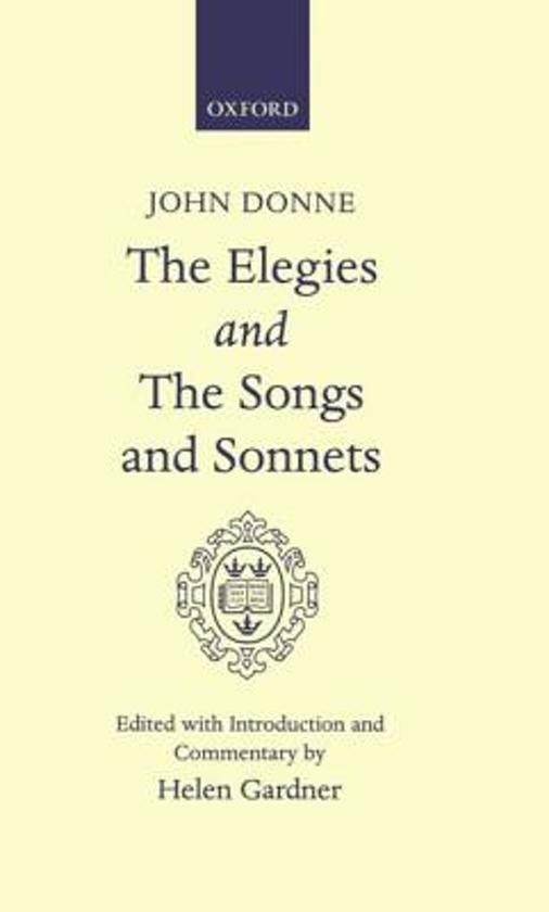 john donnes songs and sonets