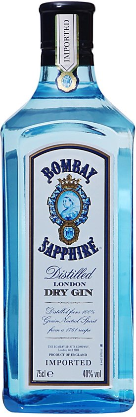 Bombay Sapphire Dry Gin - 70 cl