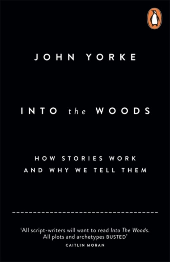 bol.com | Into The Woods, John Yorke | 9780141978109 | Boeken