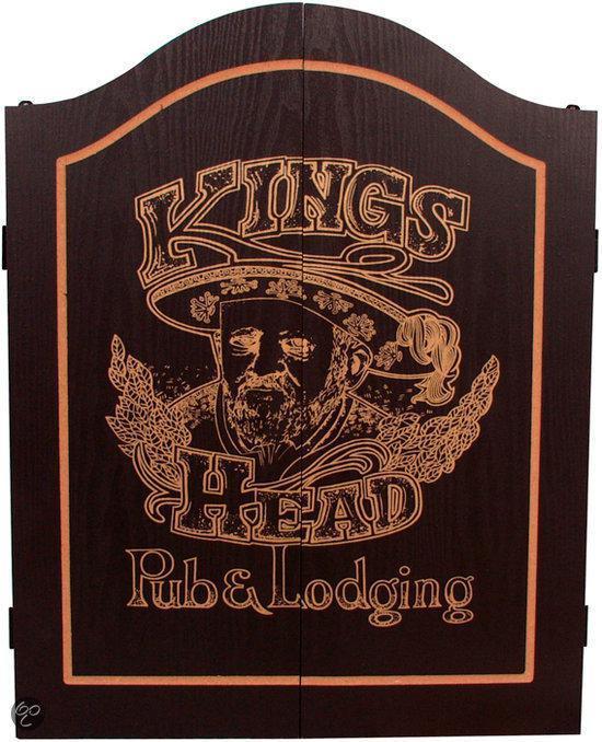 Kings Head Dartkabinet