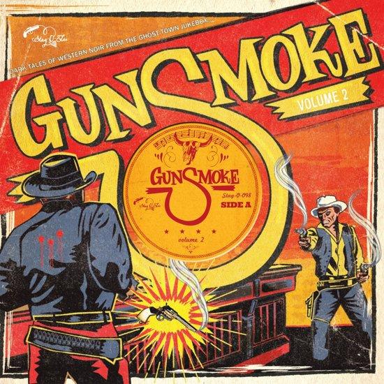 Gunsmoke, Vol. 2 (10'')