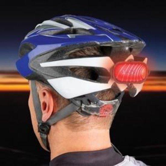 Nite Ize Helmet Marker plus LED Rood HMP -03 Fiets