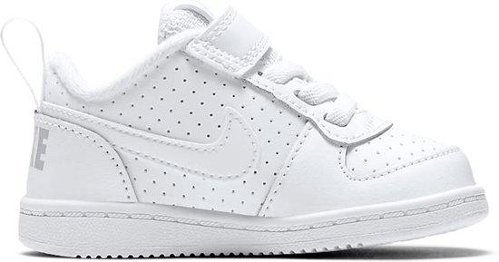 Nike Court Borough Low Sneakers Kids Sportschoenen Maat 27 Unisex wit