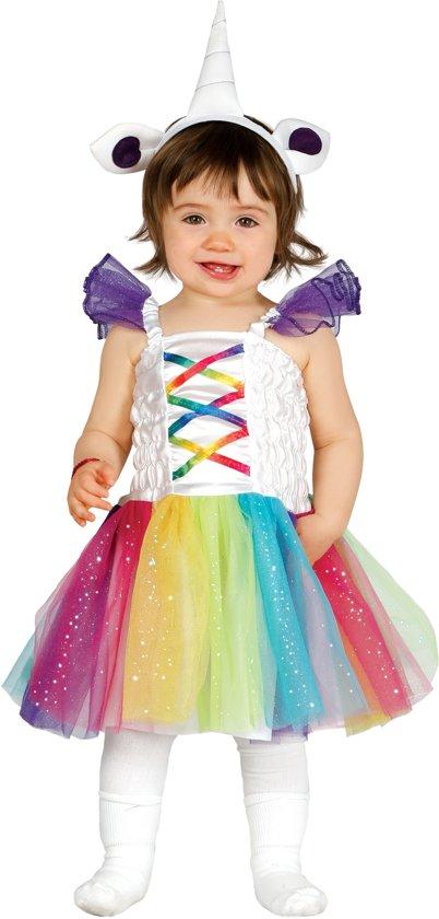 Kleine eenhoorn kostuum voor baby's - Verkleedkleding