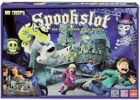 Afbeelding van het spel Mr. Creepy Spookslot