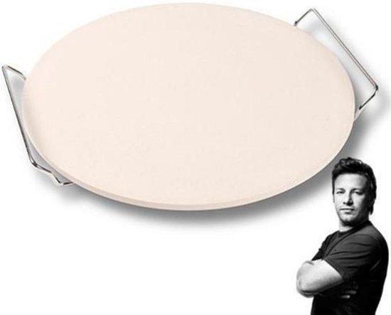 Jamie Oliver Pizzasteen - 33 cm