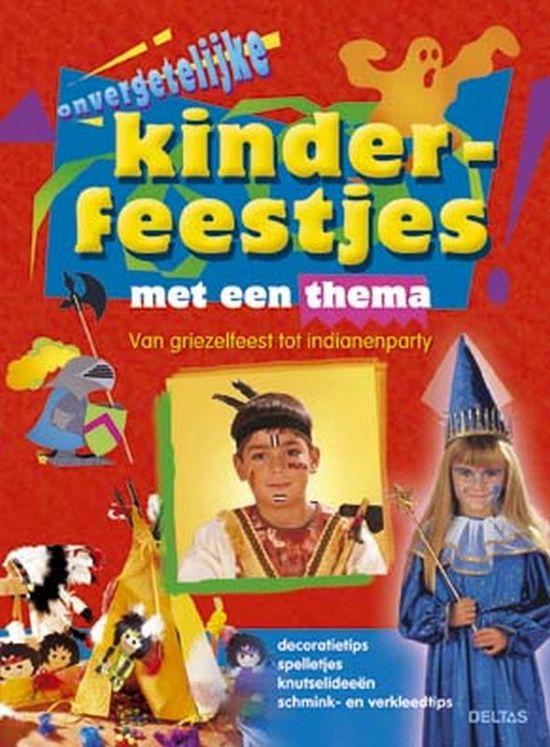 Populair bol.com   Onvergetelijke Kinderfeestjes Met Een Thema, Yvonne &WP66