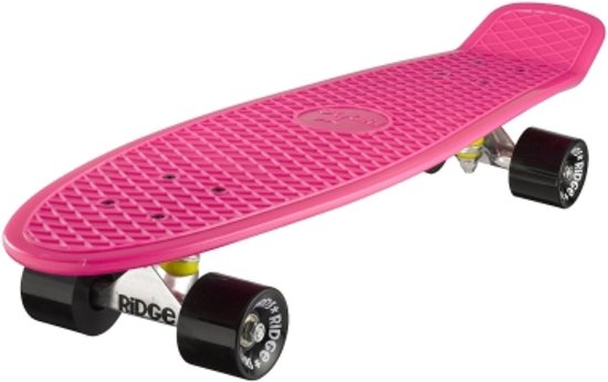 Penny Skateboard Ridge Retro 27'' Skateboard Pink / Black