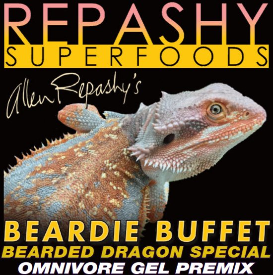 Repashy Beardie Buffet 85gr