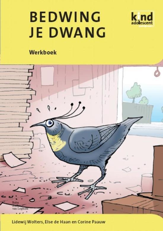 Bedwing je dwang Werkboek