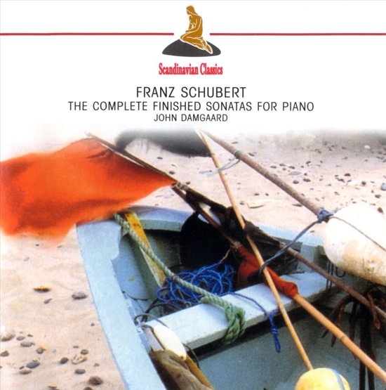 Schubert: The Complete Finished Sonatas for Piano