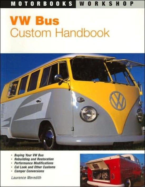 Bol Com Vw Bus Laurence Meredith 9781870979474 Boeken