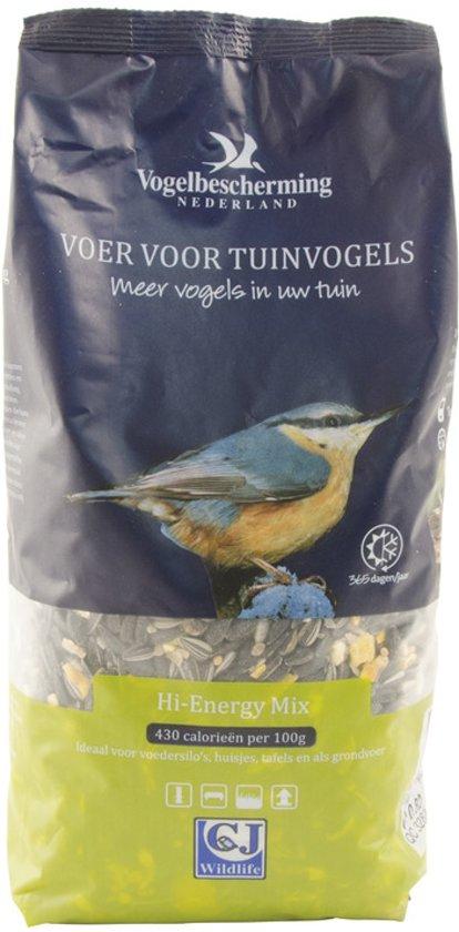 Vogelbescherming Voedsel Hi-Energy Mix - Tuinvogelvoer - 1.8 kg